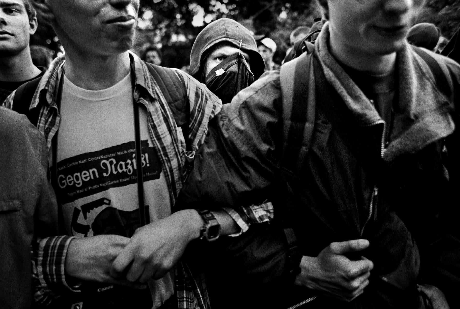 demonstrant